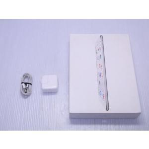 中古 iOSタブレット SoftBank Apple iPad Air Wi-Fi +Cellular 32GB シルバー Model A1475 MD795J/B|akiba-yushop|07