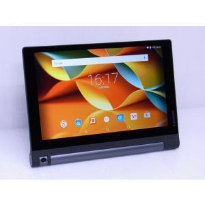 中古 Androidタブレット Lenovo YOGA Tab 3 10 ZA0H0027JP スレートブラック|akiba-yushop