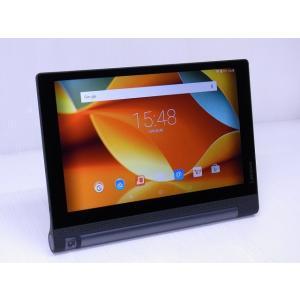 中古 Androidタブレット Lenovo YOGA Tab 3 10 ZA0H0048JP スレートブラック|akiba-yushop