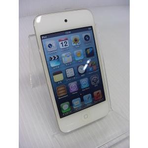 中古 Apple iPod touch 第4世代 32GB ホワイト A1367 MD058J/A
