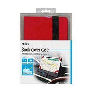 [新品] iPadMINIカバーケース Radius PA-FC411R(レッド)|akiba-yushop