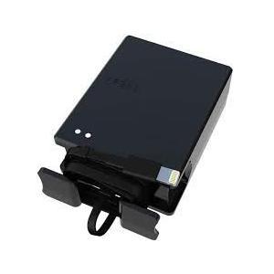 [新品] AC充電器&モバイルバッテリー Radius RK-ILF31K(ブラック)|akiba-yushop