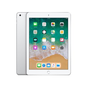 [新品] タブレット Apple iPad9.7インチ MR7G2J/A Wifi 2018モデル [Apple A10/32GB/Wifi/シルバー]