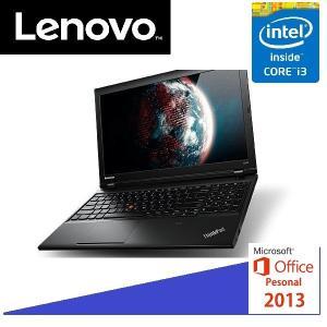 [新品] A4ノートパソコン Lenovo ThinkPad L540 20AV007DJP [Corei3-4000M/4GB/500GB/DVDマルチ/無線LAN/Windows7/MicroSoftOffice2013]|akiba-yushop