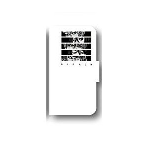 5882d75d97 スマホケース 「BLEACH」 手帳型スマホケース (iPhone X) B PMC-BLEIPX-B