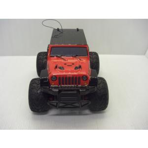 中古 ラジオコントロールカー 1/18スケールJeep ラングラールビコン(リモコン電池カバー欠品)|akiba-yushop|02