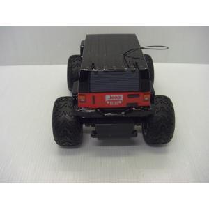 中古 ラジオコントロールカー 1/18スケールJeep ラングラールビコン(リモコン電池カバー欠品)|akiba-yushop|04