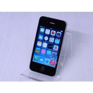 [中古] iOSスマートフォン SoftBank Apple iPhone 4 16GB MC603J/A akiba-yushop