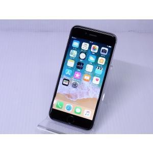 中古 iOSスマートフォン docomo Apple iPhone 6 16GB スペースグレイ Model A1586 MG472J/A