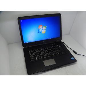 [中古] A4ノートパソコン NEC VersaPro PC-VY22GXZCA  [Corei3-350M/2GB-MEM/160GB-HDD/DVDROM/15.6inchW/Win7Pro32bit]|akiba-yushop