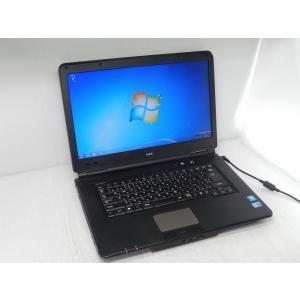[中古] A4ノートパソコン NEC VersaPro PC-VY22GXZCA  [Corei3-350M/2GB-MEM/160GB-HDD/DVD-ROM/15.6inchW/Windows7]|akiba-yushop