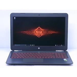 [中古] A4ノートパソコン HP OMEN by HP Laptop X3C71PA#ABJ [Corei7-6700HQ-2600/8GB-MEM/1TB-HDD/ODD無し/15.6inchW-FullHD/GeForceGTX960M/Win10Home64bit]|akiba-yushop
