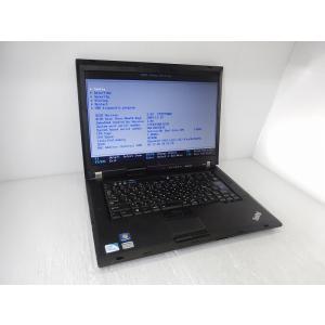 [中古] A4ノートパソコン Lenovo ThinkPad R500 TYPE-2741CTO [Celeron-T3000/4GB-MEM/160GB-HDD/DVD-ROM/15.4inch/無線LAN]|akiba-yushop
