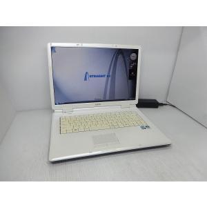 [中古] A4ノートパソコン iiyama STRAIGHT PC KDN-8120VPB [Core2Du-T8100/2GB-MEM/120GB-HDD/DVDスーパーマルチ/15.4inchW/無線LAN/WindowsVista]|akiba-yushop