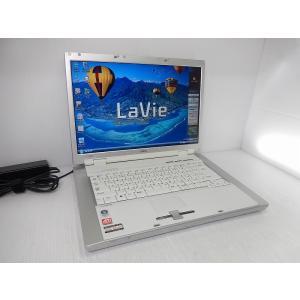[中古] A4ノートパソコン NEC Lavie LL550/T PC-LL550JJ1K [Sempron-3400+/2GB-MEM/120GB-HDD/DVDスーパーマルチ/15.4inchW/無線LAN/WindowsVista]|akiba-yushop