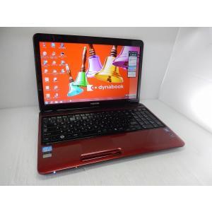 [中古]  A4ノートパソコン 東芝 dynabook T451/35DRD PT45135DSFRD [Corei5-2430M/4GB-MEM/640GB-HDD/DVDスーパーマルチ/15.6inchW/無線LAN/Windows7]|akiba-yushop