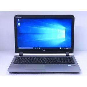 [中古] A4ノートパソコン HP ProBook 450 G3 T9R65PT#ABJ [Corei5-6200U-2300/4GB-M/500GB-H/DVDSM/15.6W/Win10Pro64bit_7Pro32_7Pro64bit_選択/OfficePer2013]|akiba-yushop