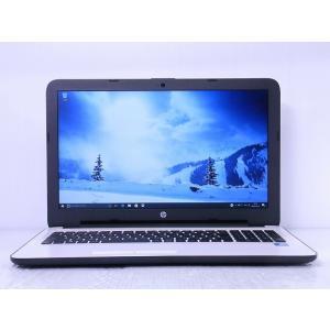 [中古] A4ノートパソコン HP 15-ay001TU W6S84PA-AALH [Celeron-N3060-1600/4GB-MEM/500GB-HDD/DVDSuperMulti+-DL/15.6inchW-FullHD/Win10Home64bit] akiba-yushop