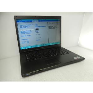 [中古] A4ノートパソコン DELL Vostro1510 [Core2Duo-T8100/4GB-MEM/250GB-HDD/スーパーマルチ/15.4inchW/無線LAN] akiba-yushop