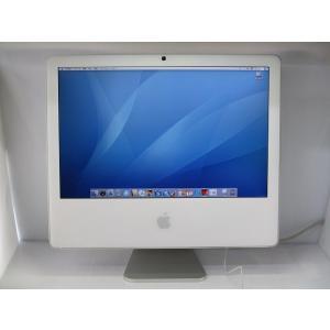モニタ一体型デスクトップ Apple iMac 20inch 2.16GHz