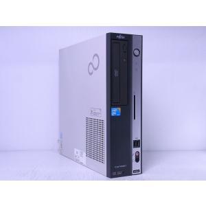 [中古] 省スペースデスクトップ 富士通 ESPRIMO D750/A FMVDE4J0L1 [Corei5-650-3200/2GB-MEM/500GB-HDD/DVDROM/Win7Pro32bit] akiba-yushop