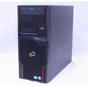 [中古] ワークステーション 富士通 CELSIUS W520 CLWC1A11 [Corei3-2120-3300/2GB-MEM/250GB-HDD/DVDROM/RadeonHD5430/OS無し] akiba-yushop