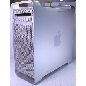 [中古] タワー型デスクトップ Apple MacPro DualCore Xeon 2.66GHz x2 [DualCoreXeon-2660x2/2GB-MEM/250GB-HDD/SuperDrive/GeForce7300GT/MacOS10.4] akiba-yushop