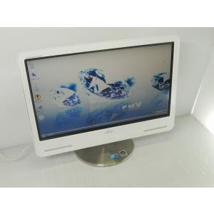 [中古] モニタ一体型デスクトップ 富士通 FMV-F/C50TVY [Core2Duo-P8400/2GB-MEM/320GB-HDD/DVDマルチ/16inchW/WindowsVista] akiba-yushop