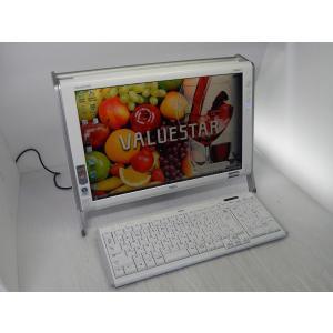 [中古] モニタ一体型デスクトップ NEC VALUESTAR PC-VN750KG [AMD Turion-64X2/2GB-MEM/120GB-HDD/DVDマルチ/17inch/WindowsVista] akiba-yushop
