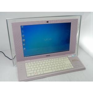 [中古] モニタ一体型デスクトップ SONY VAIO VGC-LJ50B/P [Celeron-530/2GB-MEM/120GB-HDD/DVDマルチ/15.4inchW/無線LAN/WindwosVista] akiba-yushop