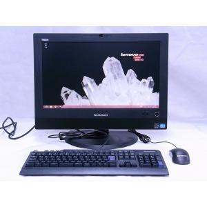 [中古] モニタ一体型デスクトップ Lenovo ThinkCentre M72z All-In-One 3548G4J [Corei5-3470S-2900/4GB-MEM/500GB-HDD/DVDSuperMulti/20inchW/Win8Pro64bit] akiba-yushop