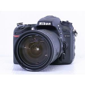 [中古] デジタル一眼レフカメラ Nikon D7100 18-200 VR II レンズキット