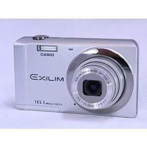 [中古] コンパクトデジタルカメラ CASIO EXILIM EX-ZS6 シルバー