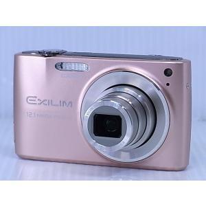 [中古] コンパクトデジタルカメラ CASIO EXILIM EX-Z400 ピンク