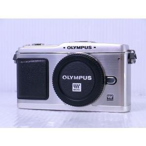 [中古] デジタル一眼カメラ OLYMPUS PEN E-P1 ボディ シルバー akiba-yushop