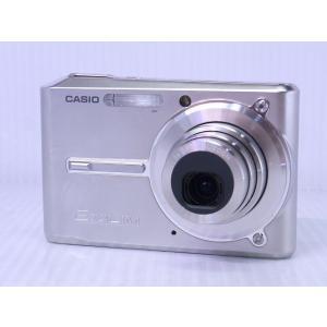 [中古] コンパクトデジタルカメラ CASIO EXILIM CARD EX-S600 スパークルシルバー akiba-yushop