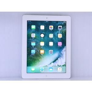 [中古] iOSタブレット SoftBank Apple iPad 第4世代 Wi-Fi + Cellular 16GB White モデル1460 MD525J/A