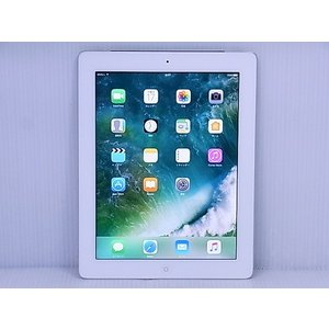 [中古] iOSタブレット SoftBank Apple iPad 第4世代 Wi-Fi + Cellular 16GB White モデル1460 MD525J/A