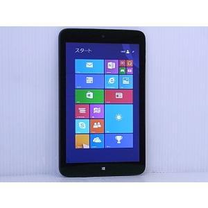 [中古] Windowsタブレット サードウェーブデジノス Diginnos DG-D08IW [Atom-Z3735F-1330/2GB-MEM/32GBストレージ/8inch/Win8.1withBing32bit]