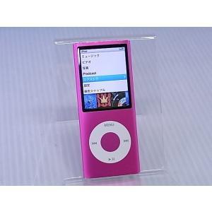 [中古] デジタルメディアプレーヤー Apple iPod nano 第4世代 8GB ピンク MB735J/A