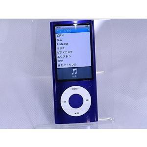 [中古] デジタルメディアプレーヤー Apple iPod nano 第5世代 8GB パープル MC034J/A