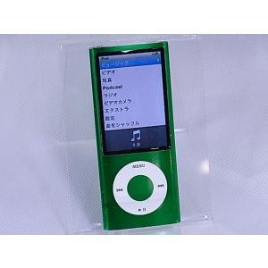 [中古] デジタルメディアプレーヤー Apple iPod nano 第5世代 8GB グリーン MC040LL