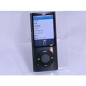 [中古] デジタルメディアプレーヤー Apple iPod nano 第5世代 8GB ブラック MC031J/A