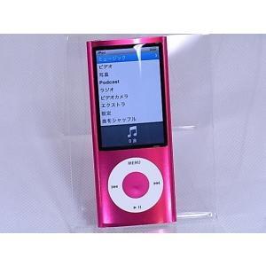 [中古] デジタルメディアプレーヤー Apple iPod nano 第5世代 8GB ピンク MC050J/A