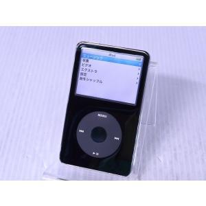 [中古] デジタルメディアプレーヤー Apple iPod 第5世代 80GB ブラック Model A1136 MA450J/A akiba-yushop
