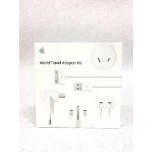 apple World Travel Adapter Kit MB974ZM/B 世界中で使えるUSB ACアダプターセット|akibahobby