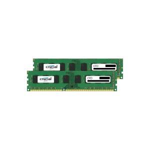 デスクトップPC用メモリ PC3L-12800 4GBx2枚 無期限保証 Crucial by Micron W3U1600CM-4G|akibahobby