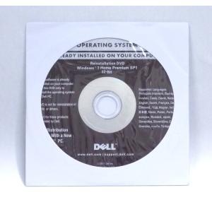 DELL Windows7 HomePremium SP1 32bit 再セットアップディスク|akibahobby