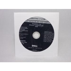 DELL Windows7Pro 64bit 再セットアップディスク|akibahobby