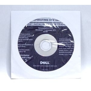 DELL Windows7 Ultimate SP1 64bit 再セットアップディスク|akibahobby
